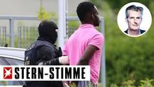 stern-Stimme Andreas Petzold über die Vorfälle in Ellwangen