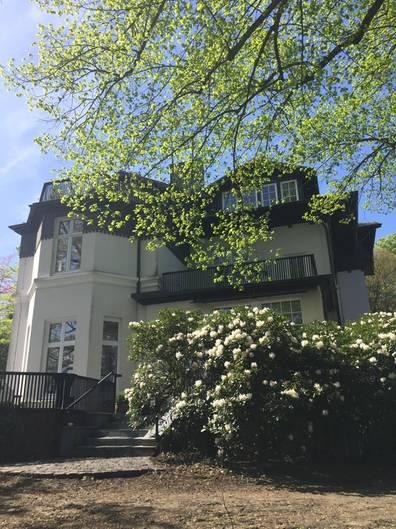 Roger Willemsens Künstlerhaus
