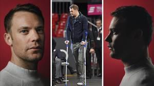 Manuel Neuer über Rückschläge, Ehrgeiz und akkurate Knie-Achsen
