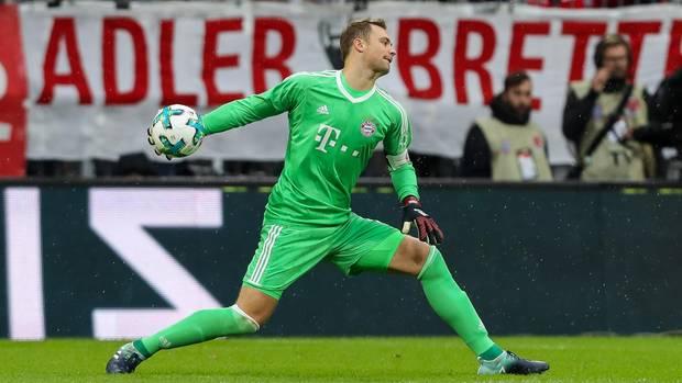 Neuer gilt als Stabilisator jeder Abwehr. Für den FC Bayern will er in dieser Saison noch auflaufen