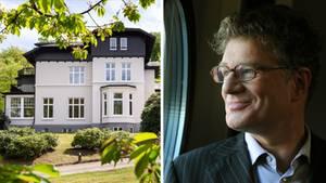 Die Villa des 2016 verstorbenen Publizisten Roger Willemsen