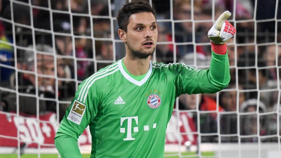 Sven Ulreich vom FC Bayern München