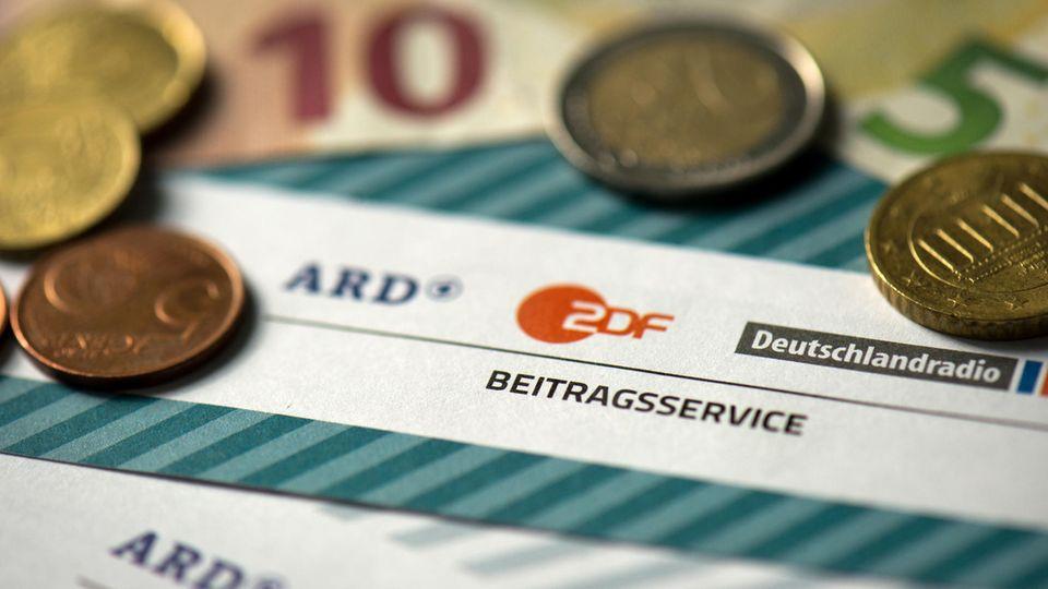 Formulare für den Rundfunkbeitrag von ARD, ZDF und Deutschlandradio