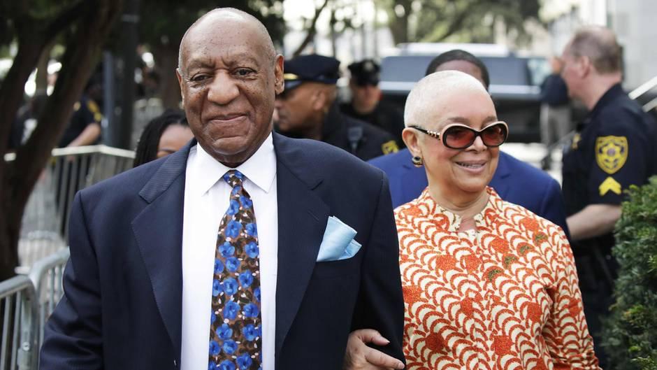 Bill Cosby Camille Cosby