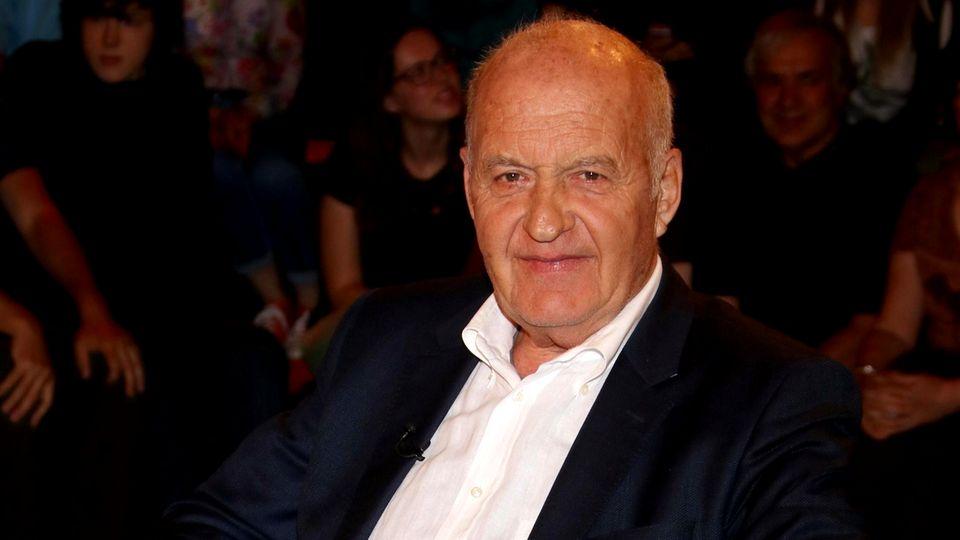 Götz Werner ist Gründer der Drogeriekette dm und Befürworter des Grundeinkommens.
