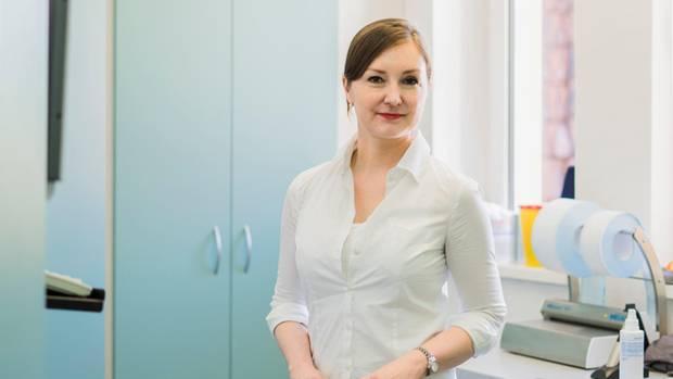 Prof. Dr. Natalie Garcia Bartels, Charité Berlin