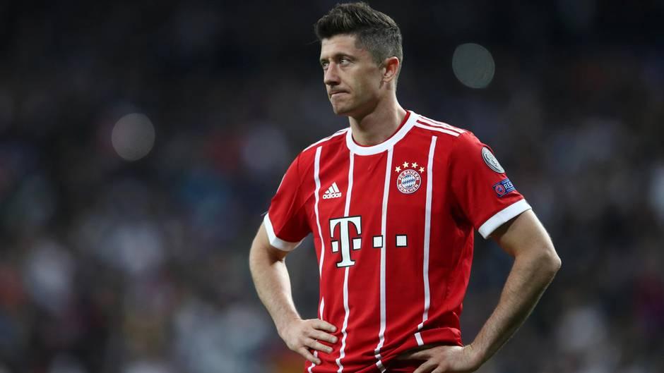 Bayern-Torjäger in der Kritik: Lewandowski - Scheinriese oder Weltklasse-Stürmer?