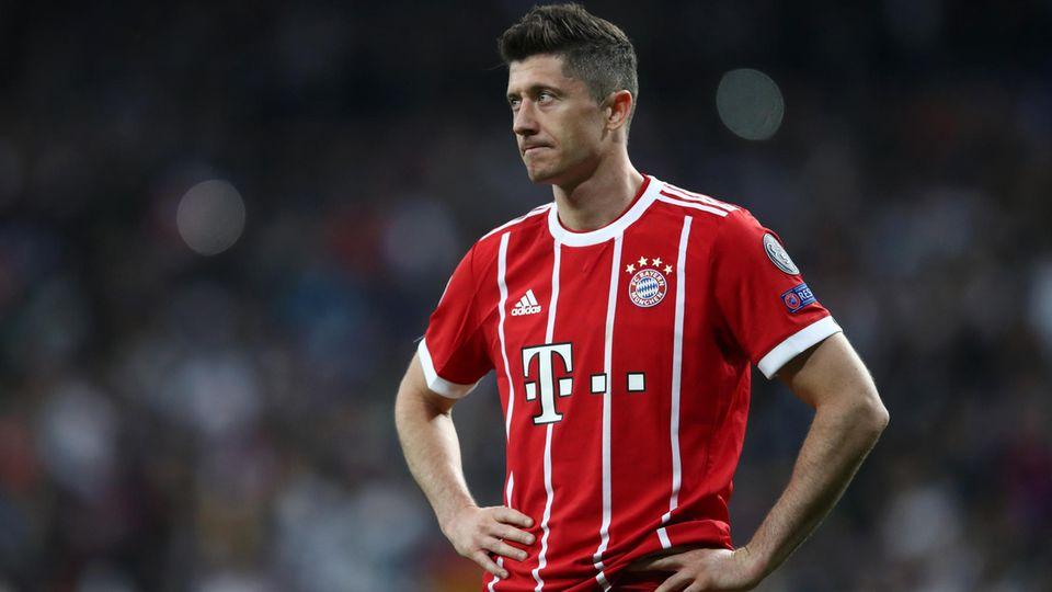 FC Bayern München: Nur in München ein Weltstar - Lewandowski bestätigt gegen Liverpool seinen Makel