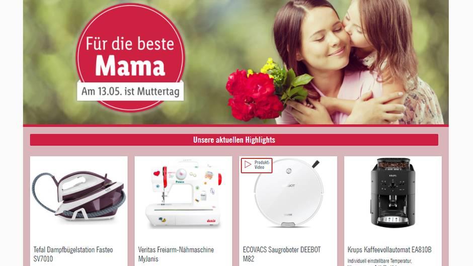 de10db40bbb0d Lidl  Muttertags-Angebote sorgen für böse Kommentare