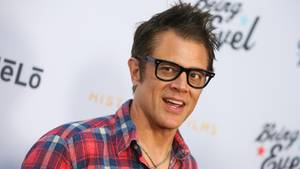 Johnny Knoxville - Auge - naseputzen