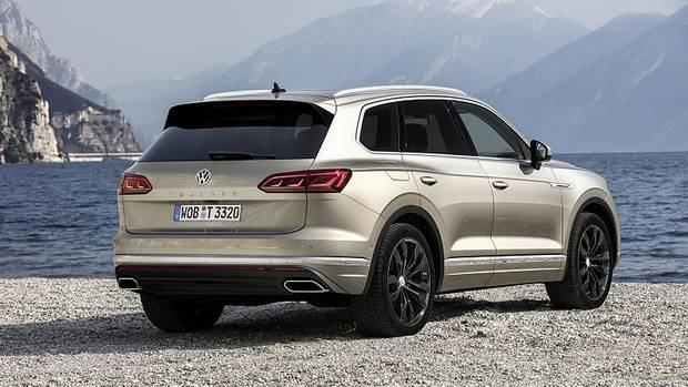 Der VW Touareg V6 TDI kostet 60.675 Euro