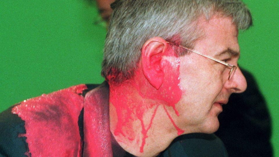 Joschka Fischer 1999