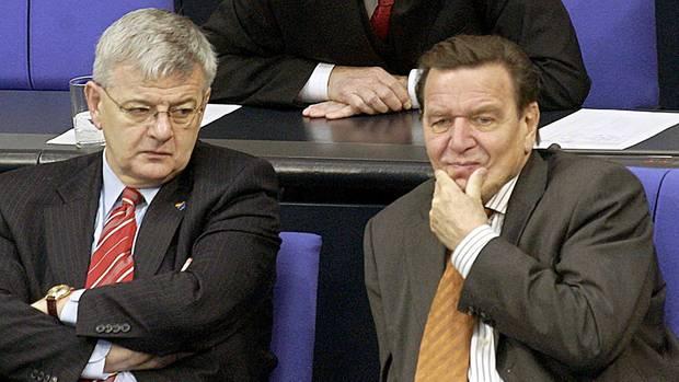 Joschka Fischer 2003