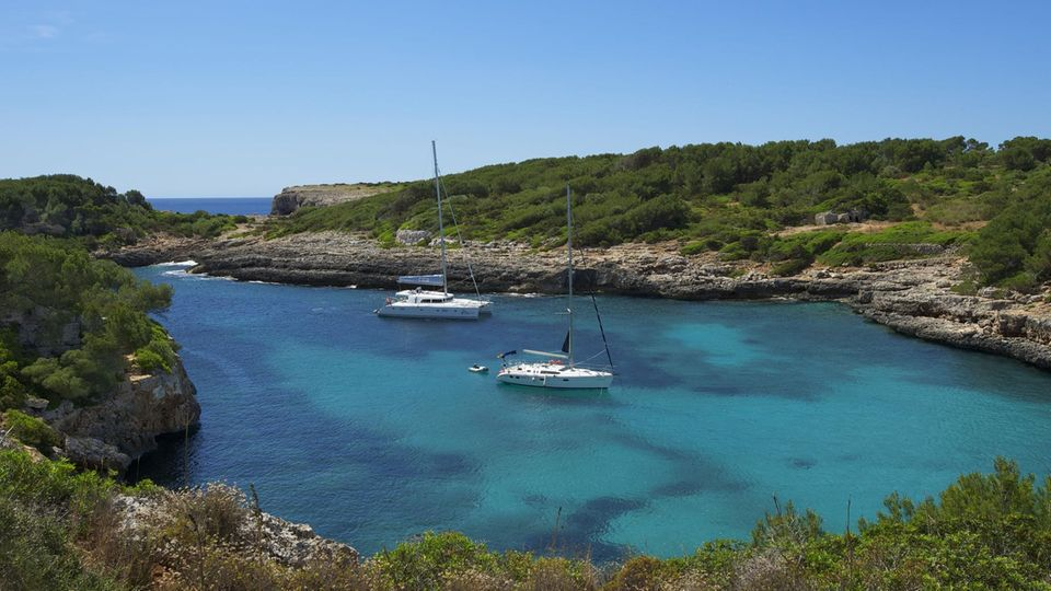Dream bays: These are Mallorca's most beautiful beaches