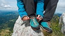 Von Strandwanderung bis Klettertour: Für jeden Trip gibt es den passenden Outdoor-Schuh.