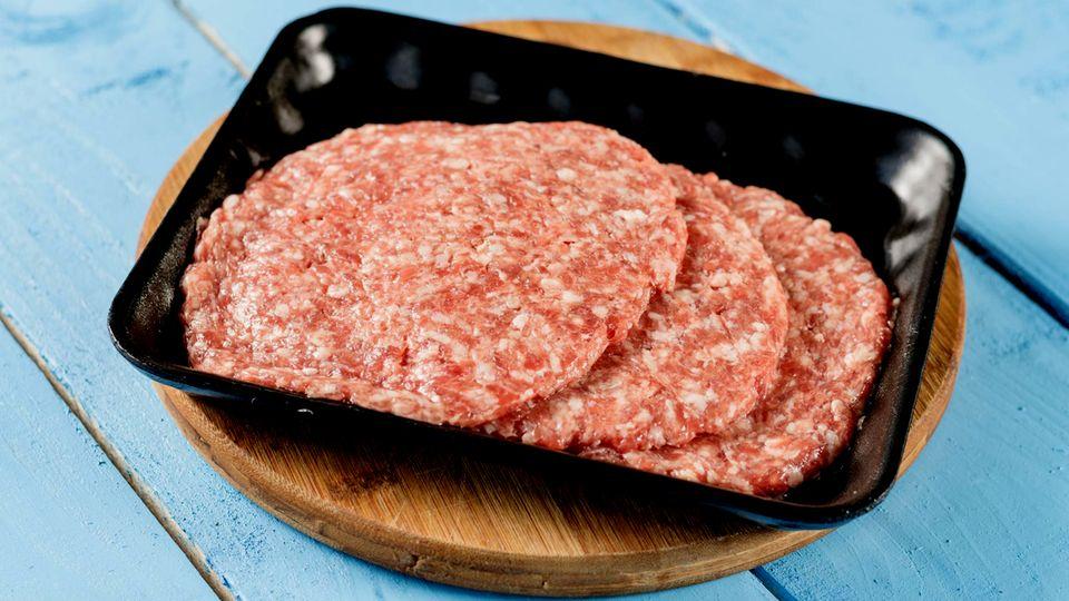 Burgerfleisch im Test