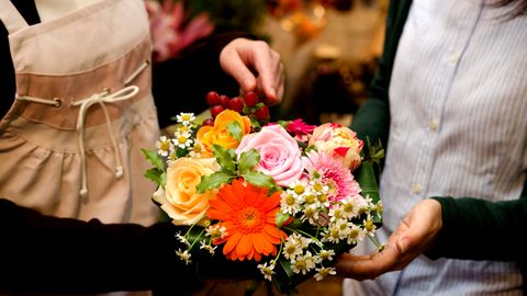 Blumen online kaufen