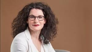 Douglas-Chefin Tina Müller (49)