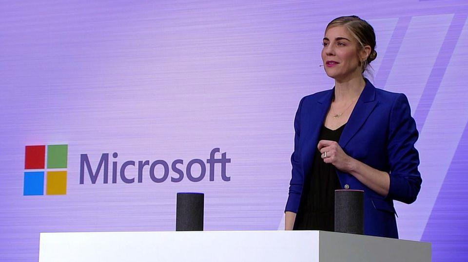 Microsoft-Messe Build: Alexa kommt auf Ihren PC: Wie Microsoft Windows verändert - alle Infos zum Nachlesen