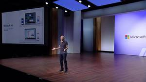 Microsoft Build Nadella
