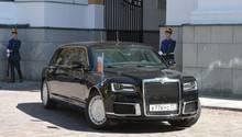 Wladimir Putin - Dienstwagen - Cortege - The Beast