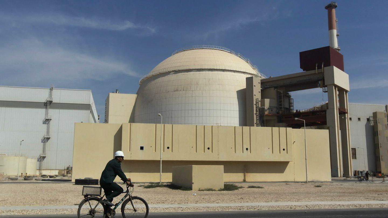 Iranische Atomanlage in Buschehr - Iran-Atomabkommen für Deutschland sehr wichtig