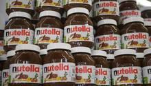 Ferrero - Fußball-WM - Nutella - Schokolade