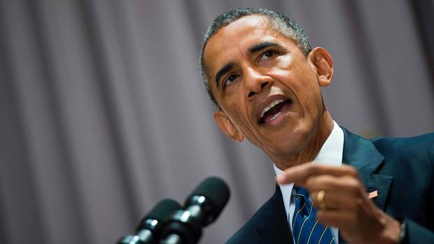 Barack Obama und weitere kritisieren Donald Trump für Iran-Deal-Ausstieg