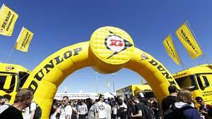 24 h Rennen Dunlop City im Fahrerlager