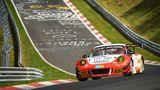 24 h Qualifikation 2018 Frikadelli Porsche 911 GT3 R