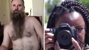 FotografinAbigail Ekue will der nackten Männlichkeit eine Plattform geben.