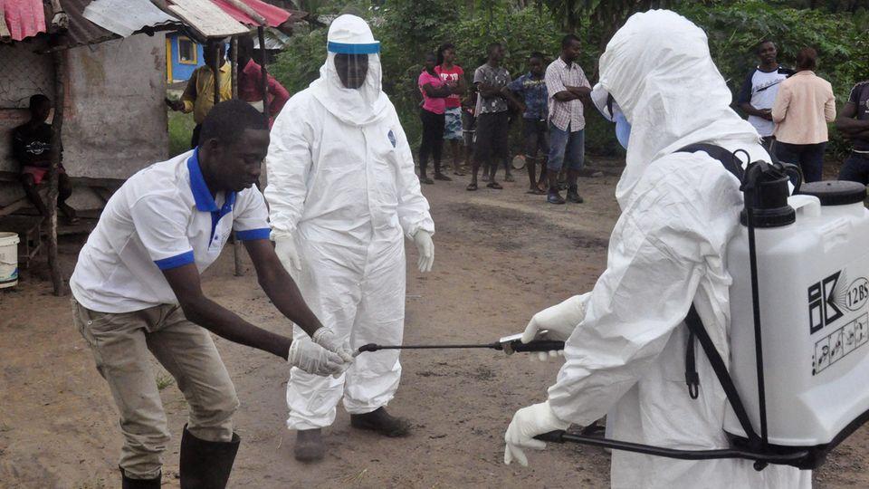 Ebola-Ausbruch im Kongo