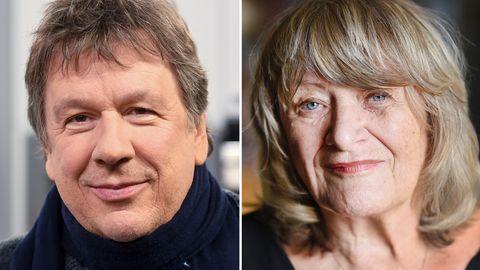 Jörg Kachelmann und Alice Schwarzer