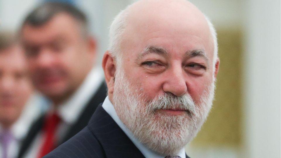 Wiktor Wechselberg soll hunderttausende Dollar an Trumps Anwalt Michael Cohen überwiesen haben