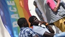 """Nach umstrittenen Abschiebe-Einsatz: Wir, die Geflüchteten aus Ellwangen, sind nicht gewalttätig"""""""