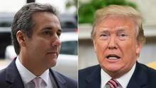 Als Türöffner zum US-Präsidenten? Pharmakonzern räumt Millionenzahlung an Donald Trumps Anwalt Cohen ein