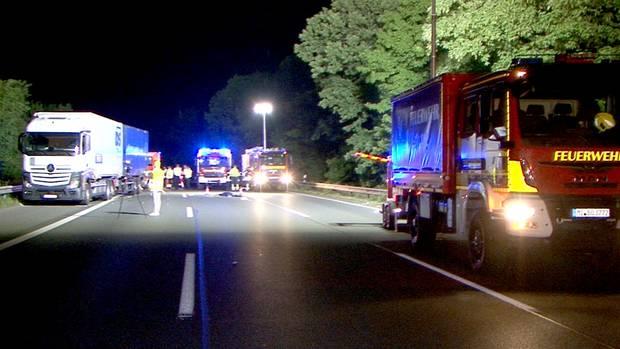 Nachrichten aus Deutschland: Unfall in Porta Westfalica