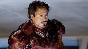 "Robert Downey Jr. spielte den ""Iron Man"""