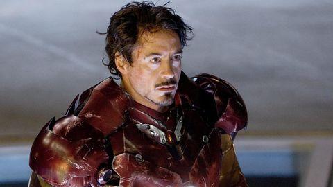 """Robert Downey Jr. spielte den """"Iron Man"""""""