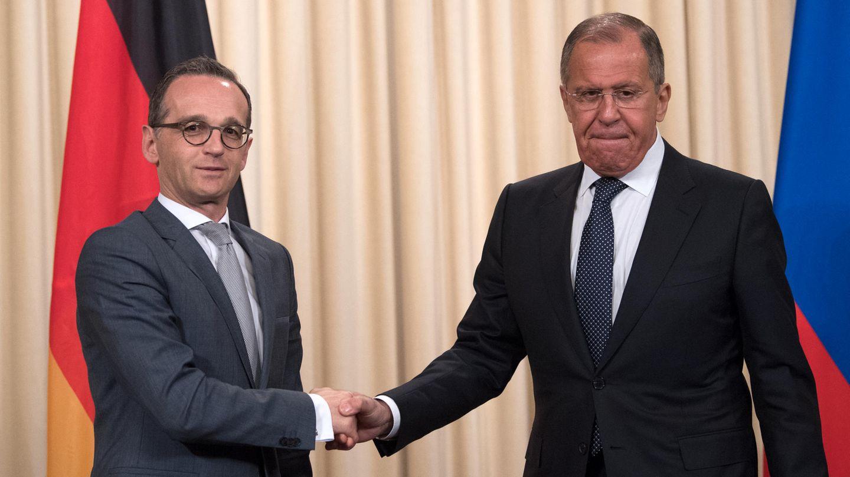 Abnehmend feindselig: Wie Heiko Maas sich Russland nähert