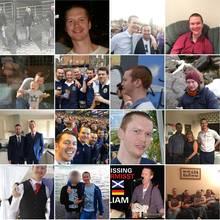 Auf der Homepage wurden weitere Fotos des Vermissten veröffentlicht