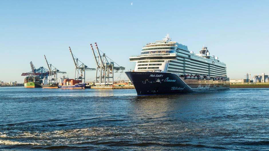 Mein Schiff 1 Aida Und Tui Cruises Kommen Sich In Die Quere