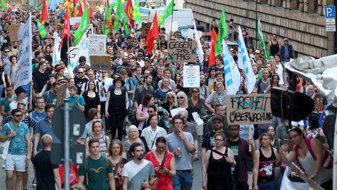 Fragen und Antworten: Polizeiaufgabengesetz in Bayern