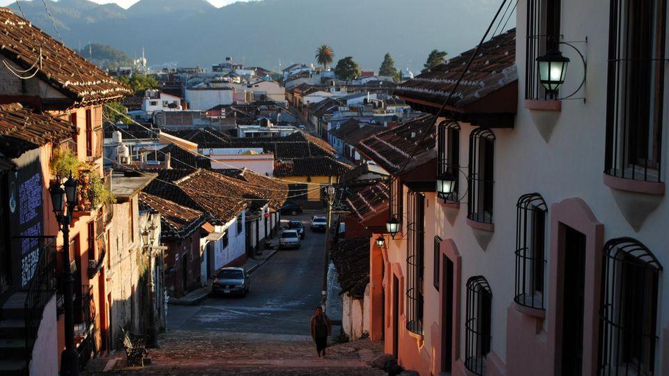 Mexiko: Gleich zwei Morde erschüttern die Region um San Cristóbal