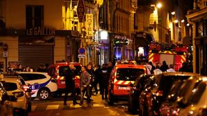 Paris Messerattacke