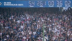 Stadionuhr HSV
