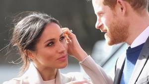 Meghan Markle und Prinz Harry heiraten am 19. Mai in der Kapelle von Schloss Windsor
