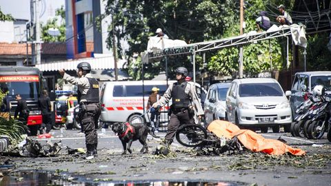 Indonesien Attentate