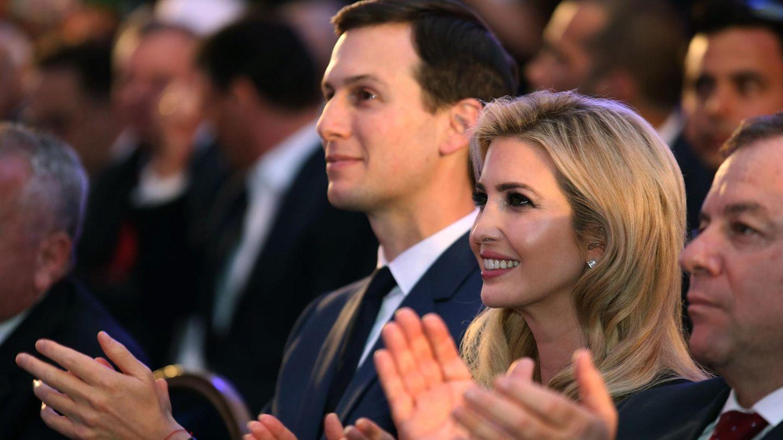Ivanka Trump und ihr Ehemann Jared Kushner