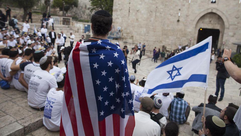In Israel wurde am Wochenende das 51. Jubiläum der Eroberung des arabischen Ostens von Jerusalem gefeiert